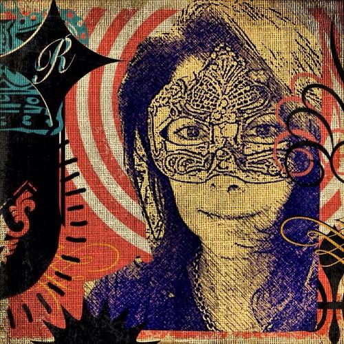 Retromatic Self Portrait