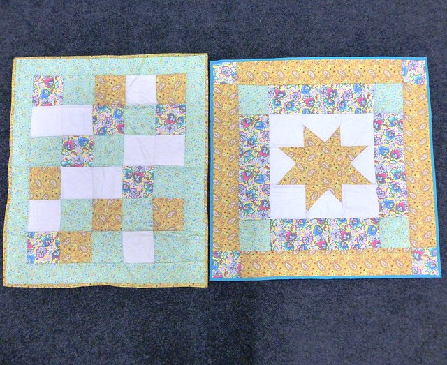 Bee Blessed Baby Quilts Dec12