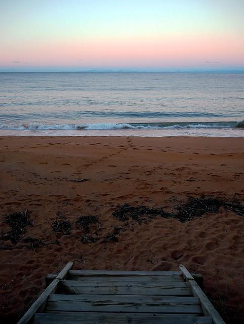8) Sunset