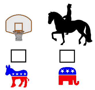 Time to Choose: Hoops or Dancing Horse?