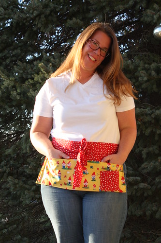 Vendor apron for me!