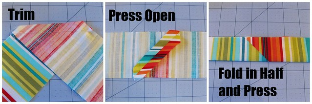How to Bind a Quilt, Making Binding 2