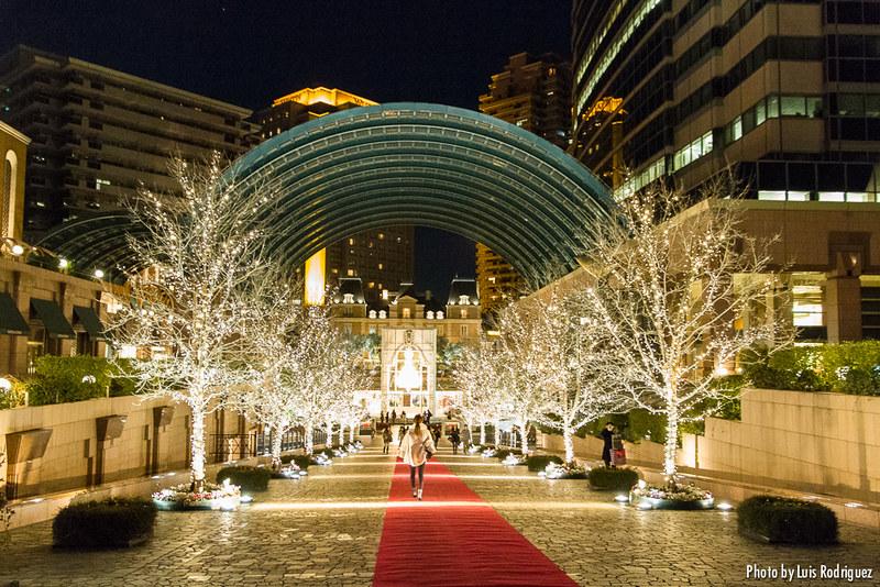 Luces Navidad Yebisu Garden Place-3