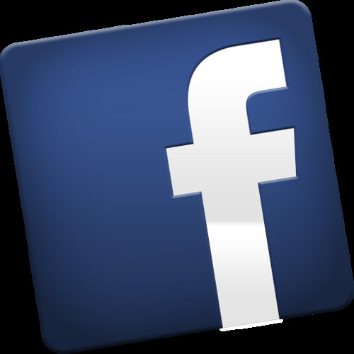 Facebook Application Icon for Fluid