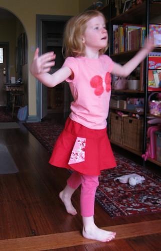 Hula Hoop Skirt