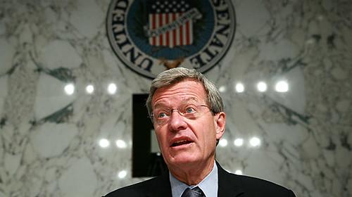 Senator Max Baucus (D-MT)