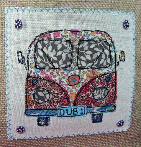 Liberty VW van by Ellabella All Things Crafty