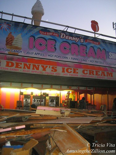 Denny's Ice Cream