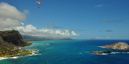 Hang Gliding in Hawaii