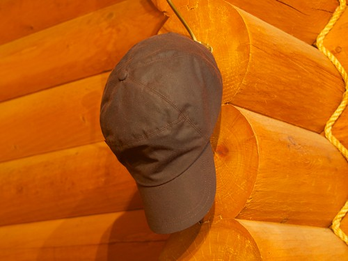Barbour Waxed Cotton Cap