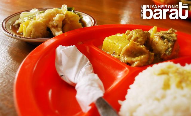 Budget meals near sebay resort