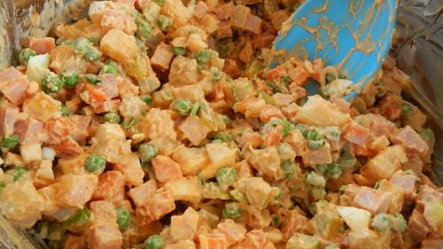 Russian Potato Salad 18