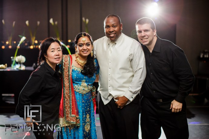 It's us! Behind the Scenes! | Janella & Chuck's Wedding | Piedmont Church & W Atlanta Downtown | Atlanta Indian Multicultural Wedding Photography