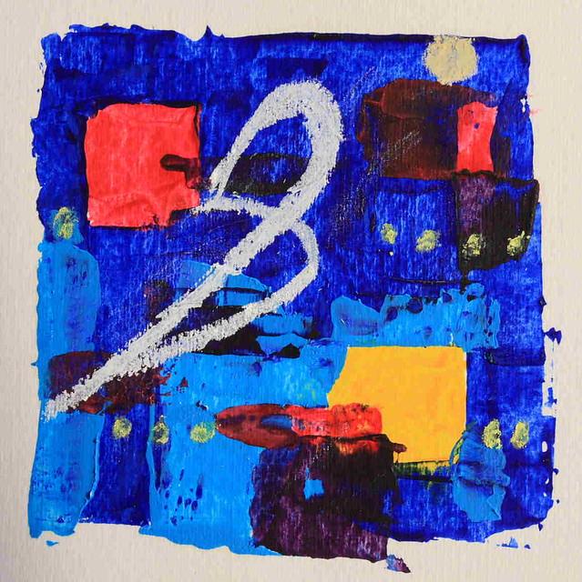Janet E Davis, Urban nights (Quayside I), 2004.