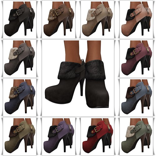 Neve Boots