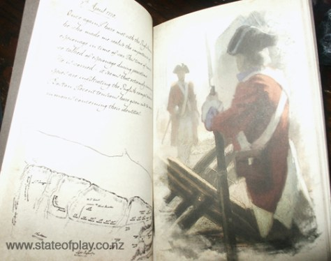 Washington's Notebook
