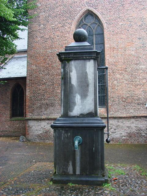 Geertekerk Waterpomp