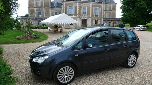 Chateau de Citeaux a Meursault