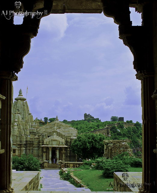 Mera Temple, Chittorgarh, Rajasthan By AJ Photography