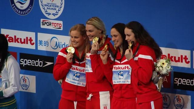 Danish World Champions