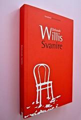 Deborah Willis, Svanire. Del Vecchio editore 2012. Grafica e impaginazione Dario Lucarini. Dorso e copertina (part.), 1