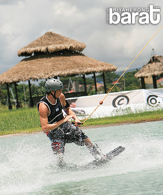 Wakeboarding in Camarines Sur
