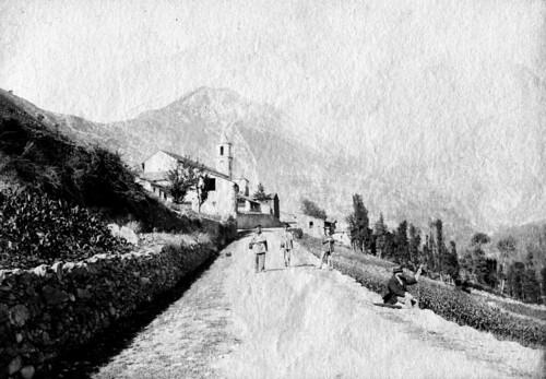 Saleich [Saleix], au-dessus de Vicdessos, 17 juillet 1882