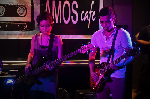 Midnight Meetings at Amos Cafe - Nov. 23, 2012