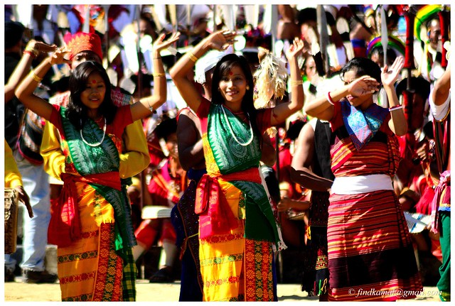 Bodo tribes from Assam