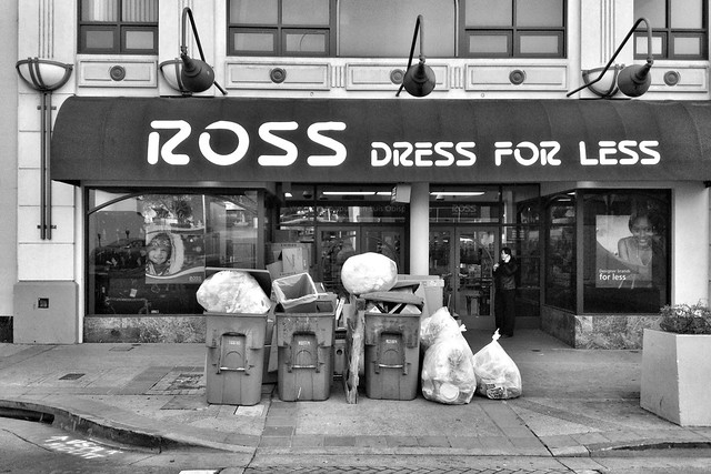 dress for less.