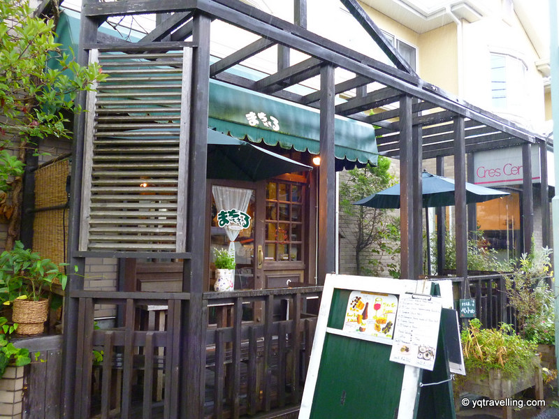 Cute cafe