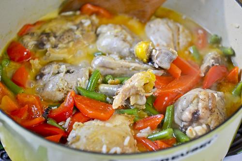 Spicy Coconut Chicken Casserole 13