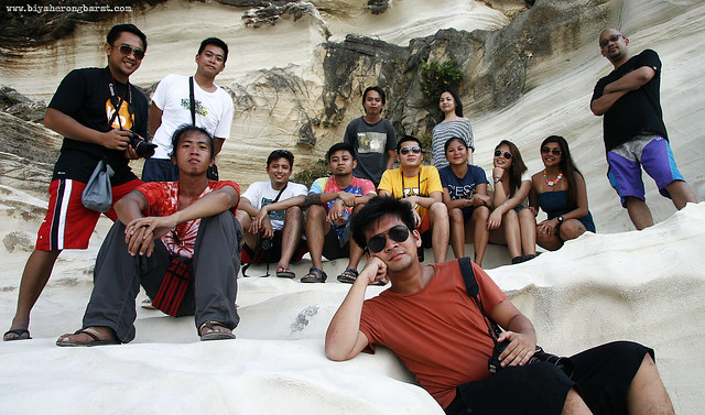 Kapurpurawan Rock Formations Burgos Ilocos Norte