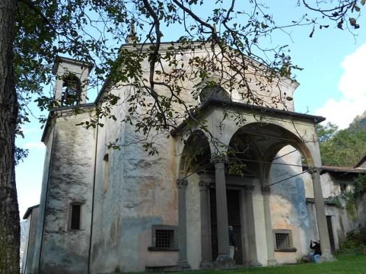 Chiesa delle sante Faustina e Liberata, Capo di Ponte, Brescia