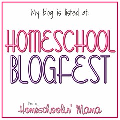 Homeschoolin Mama BLOGFEST