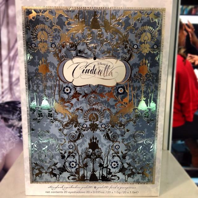 Cinderella: Storylook Eyeshadow Palette