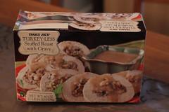 Trader Joe's Turkey-less Stuffed Roast