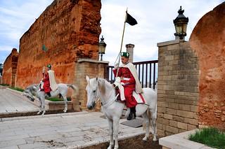 Rabat / Paardenwachters