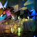 Fête des Lumières 2012 - Fresque de vitrine