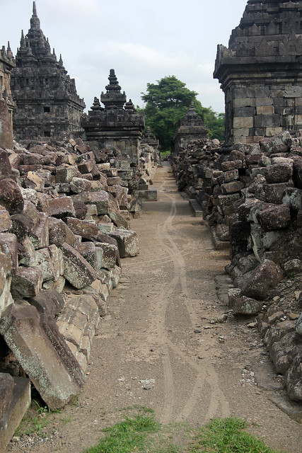 Between The Temples