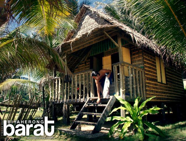 Cottages in Puraran Beach Catanduanes