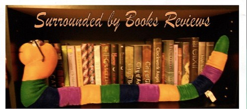 interview with Cherie from Surrounded by Books reviews