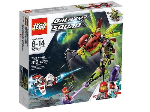 LEGO Galaxy Squad 70702