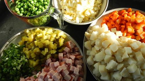 Russian Potato Salad 14