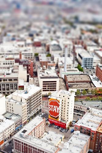 San Francisco Stay by Thomas Hawk