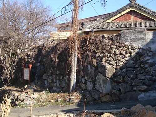 Gijang Stadtmauer