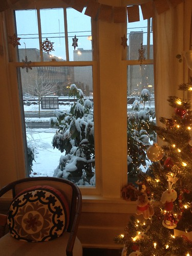 snow day by telfandrea