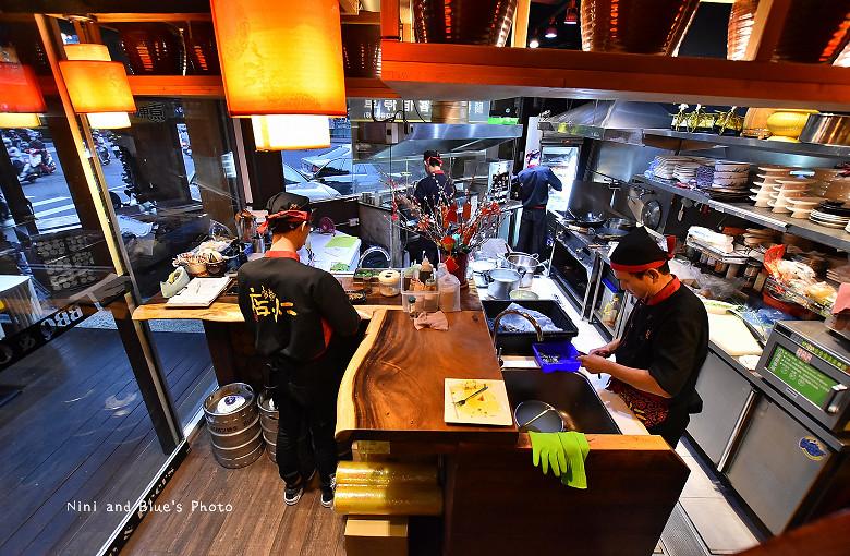 台中燒烤店小二居酒屋菜單05