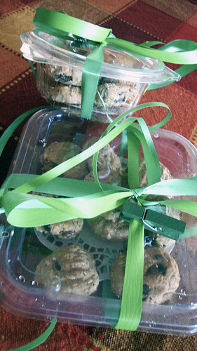 Cereal cookies - biscotti di fiocchi di cereali