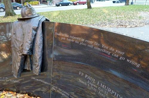 Vendome Fire Memorial